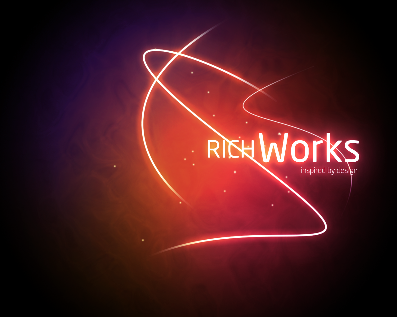 awesome glow effect in photoshop richworks